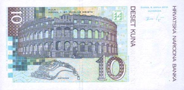 nove novčanice